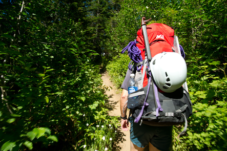 Backpack the North CascadesExplore the trails and backcountry camping and climbing in a landscape over 9,000 feet of vertical relief.