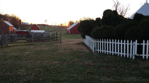 Farm SunriseSunrise at the Farm