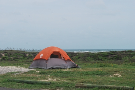 Camping on Padre IslandCamping in a tent or RV is one of the most popular activities on Padre Island.