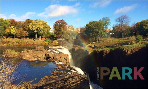 Find Your Park at Paterson Great Falls!Find Your Park at Paterson Great Falls National Historical Park!