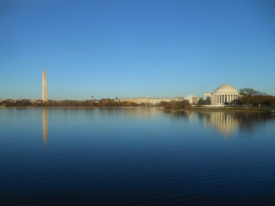 Washington, D.C.The Potomac Heritage NST goes into Washington, D.C., attracting history buffs and bicyclists alike!