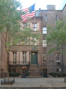 Theodore Roosevelt Birthplace Exterior