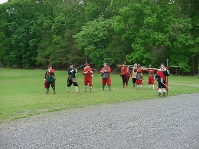Special Events at THSTTHST Special Events encompass many different topics including the English Civil War