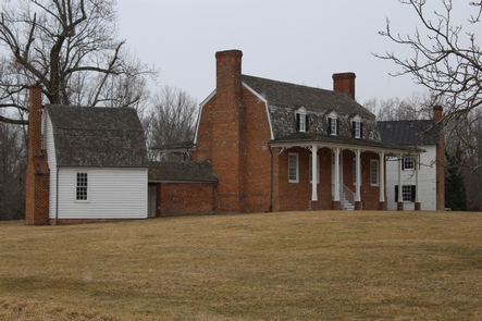 Haberdeventure in the SnowTHST has one of the few remaining homes of a signer of the Declaration of Independence