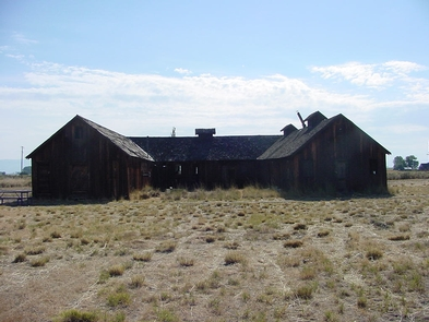 Camp Tulelake Barrack