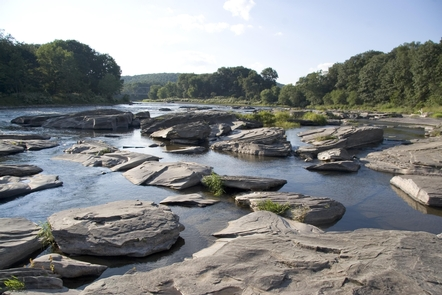 Upper Delaware Scenic and Recreational RiverGeological wonders of Upper Delaware Scenic and Recreational River