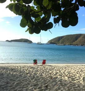 A Day at Maho Bay