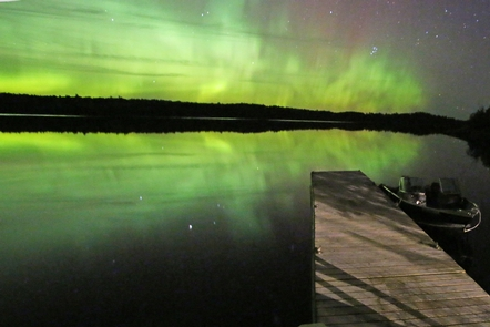 Northern LightsExperience the Aurora Borealis at Voyageurs National Park