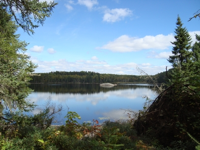 Perry LakeFor peace and quiet explore the backcountry of the Kabetogama Peninsula