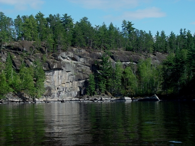 Anderson BayExplore the unique geology of Voyageurs National Park and see our story unfold.