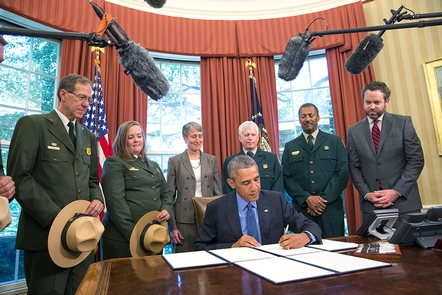 Waco Mammoth Executive OrderOn July 10, 2015, President Barack Obama issued a Presidential Proclamation making the Waco Mammoth Site a new unit of the National Park System.