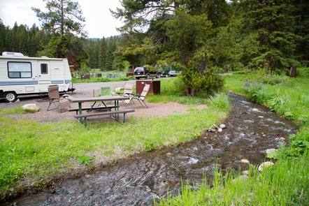 Pebble Creek Campground8Pebble Creek Campground