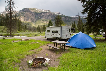 Pebble Creek Campground2Pebble Creek campgrund