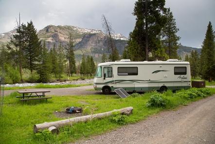 Pebble Creek Campground5Pebble Creek Campground