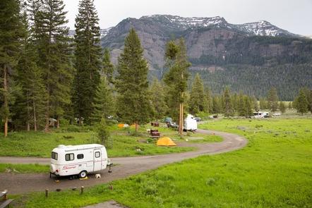 Pebble Creek Campground3Pebble Creek Campground