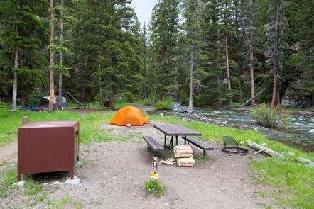 Pebble Creek Campground4Pebble Creek Campground