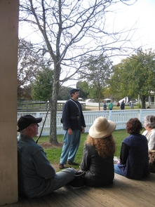 Living History at Appomattox Court House NHP