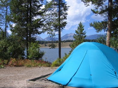 Preview photo of Signal Mountain Lodge Campground