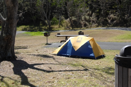 N?makanipaio CampsiteTent camping