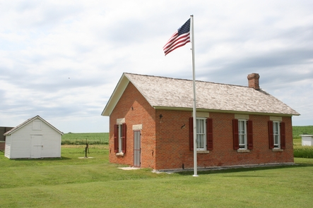 Freeman One-Room SchoolhouseAn original one-room schoolhouse, the Freeman School preserves educational history and allows for visitors of all ages to walk into history.