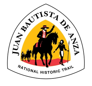 Anza Trail LogoThe Anza Trail is one of 30 National Scenic and Historic Trails