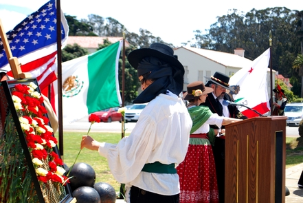 Remembering His AncestorsAnnual events bring together descendants of the Anza Expedition of 1776.