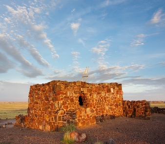 Agate HouseAgate House was built over 900 years ago out of pieces of petrified wood