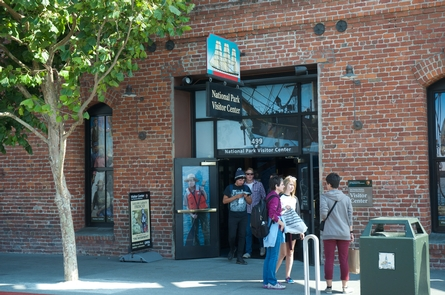 San Francisco Maritime National Historical Park Visitor Center