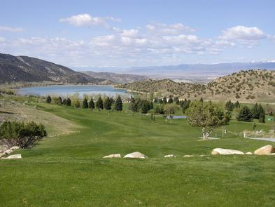 Golfing Palisade State ParkPalisade's 18-hole public golf course is a hidden gem.