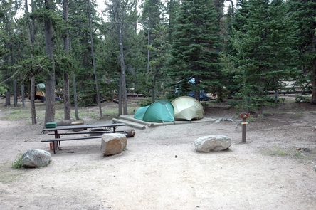 Preview photo of Longs Peak Campground