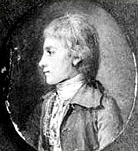 Young Alexander HamiltonAlexander Hamilton spent his youth on St. Croix, from 1765 until 1772. This drawing was made shortly after he left the island.