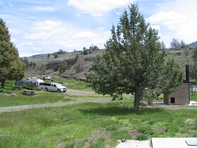 Photo of Ramhorn CampgroundPhoto of the Ramhorn Campground located outside of Susanville, Ca within Lassen County.