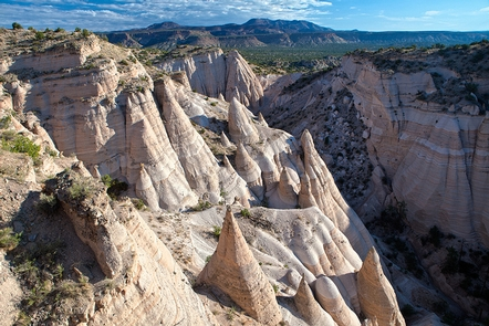 Preview photo of Kasha-Katuwe Tent Rocks National Monument
