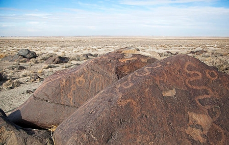 Grimes Point Petroglyphs
