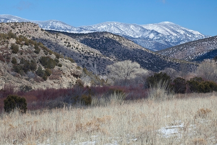 Preview photo of Fort Stanton-Snowy River Cave National Conservation Area