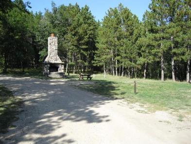 Preview photo of Chimney Loop Campground