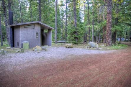 CANDLE CREEK CAMPGROUND