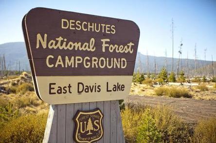 EAST DAVIS CAMPGROUND