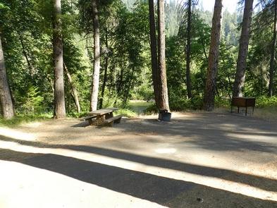 Steel Bridge Campground