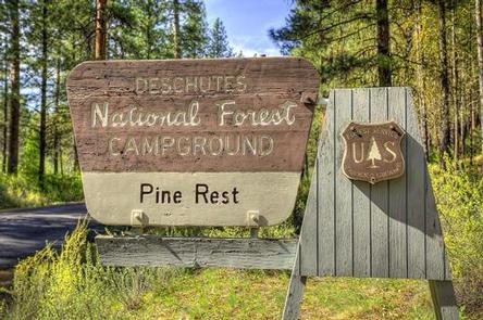 PINE REST CAMPGROUND