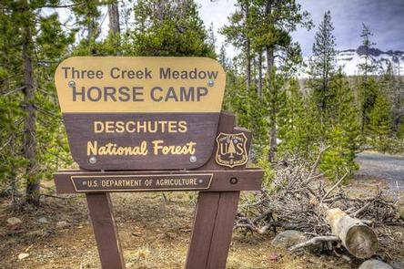 Preview photo of Three Creeks Meadow Horse Camp