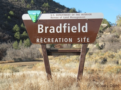 Bradfield Recreation Site