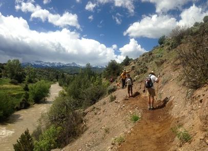 Ridgway Trails