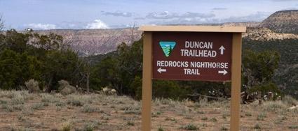 Duncan Trailhead