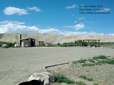 Peach Valley OHV Staging Area