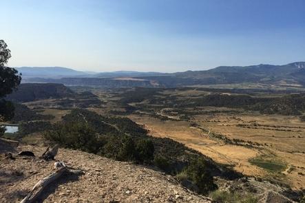 Hubbard Mesa View
