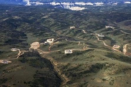 Roan Plateau View