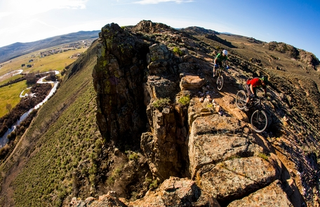 Hartman Rocks Mountain Biking