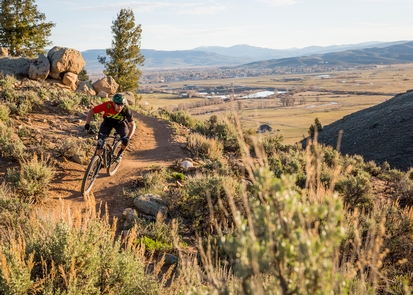 Hartman Rocks Biking