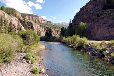 Lake Fork of Gunnison River